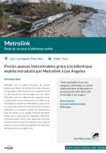Masabi_Metrolink_etude_de_cas