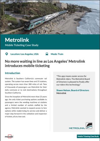 metrolink case study